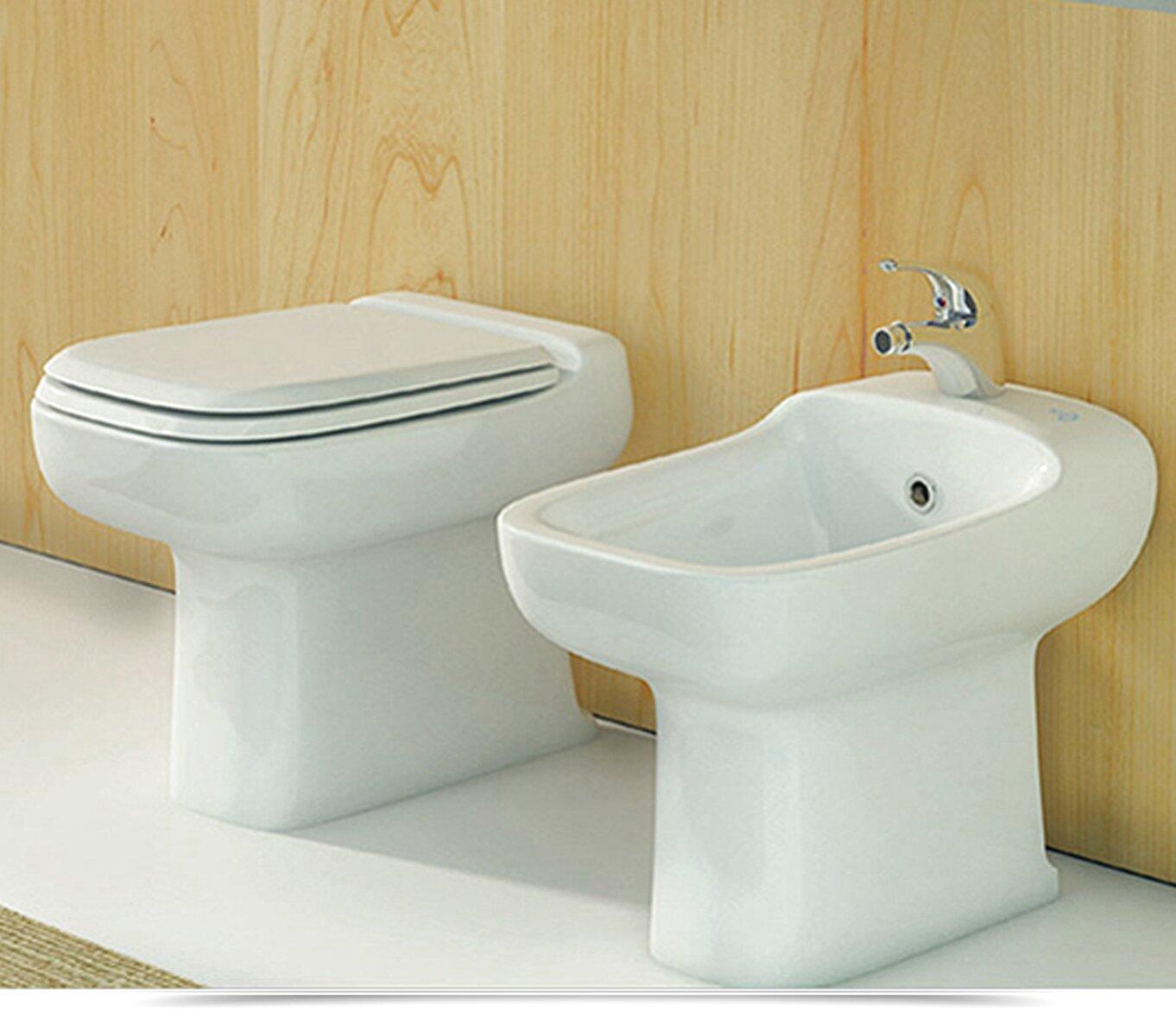 Sedile Wc Ideal Standard Conca In Legno E Resina Colata Made In Italy Tecno Casa